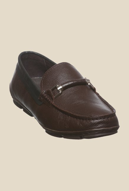 Enzoni Gino Coffee Loafers