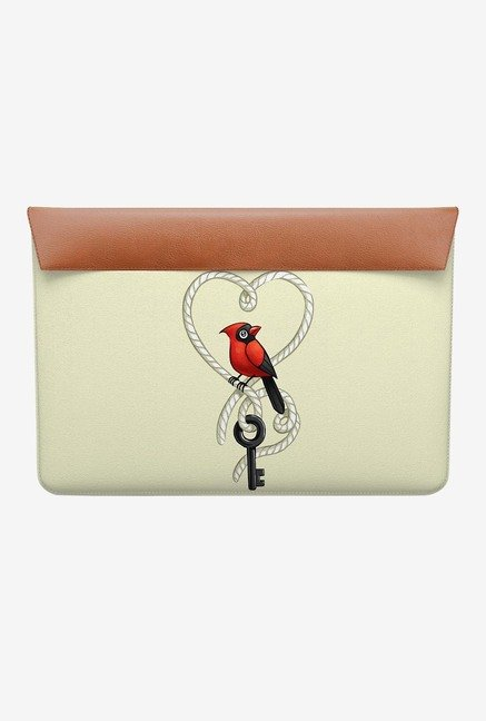 DailyObjects Key To Love Bird MacBook Air 11 Envelope Sleeve