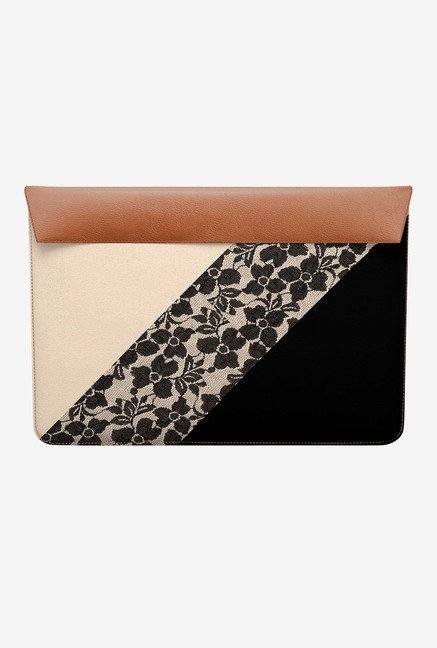 DailyObjects Lace Block MacBook Pro 15 Envelope Sleeve