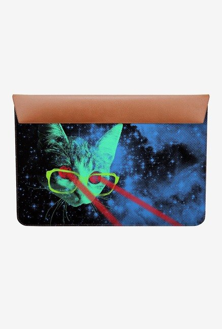 DailyObjects Laser Cat Space MacBook Air 11 Envelope Sleeve