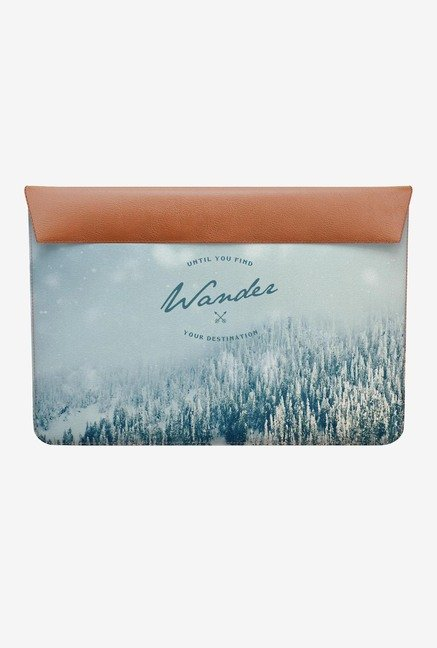 DailyObjects Find Destination MacBook Air 11 Envelope Sleeve