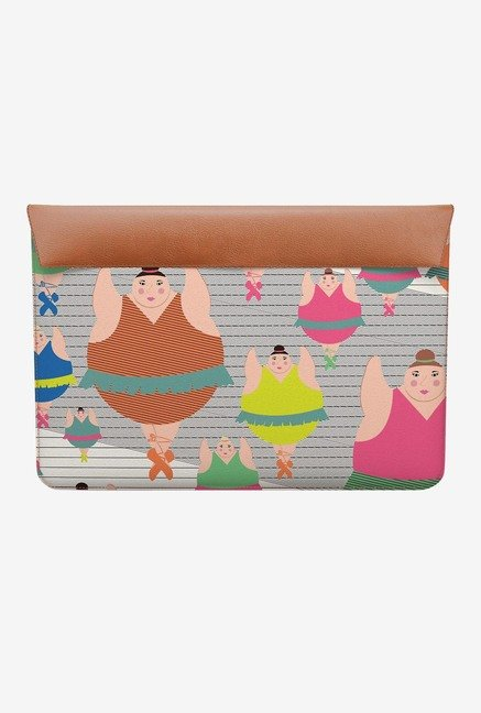 DailyObjects Ballerinas MacBook 12 Envelope Sleeve