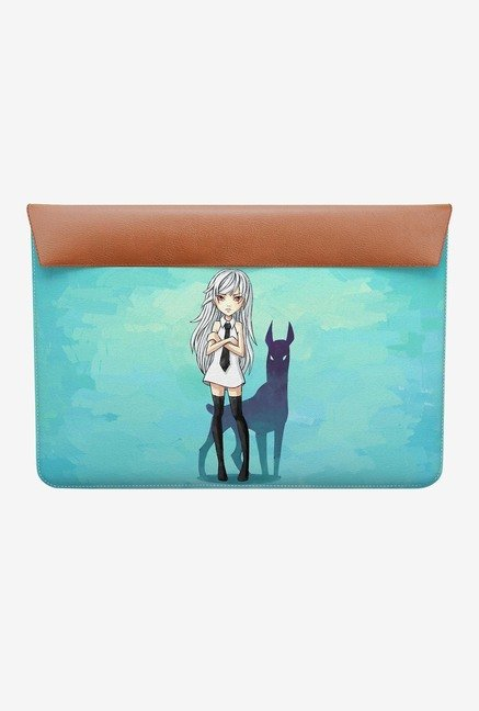 DailyObjects Doberman Guard MacBook Air 13 Envelope Sleeve