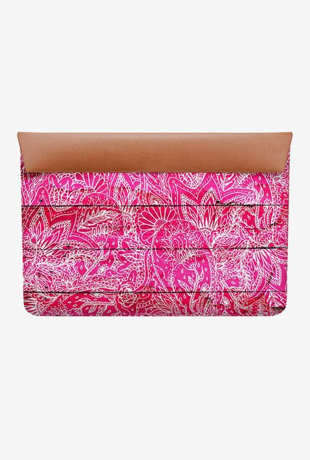 DailyObjects Floral Paisley MacBook Pro 13 Envelope Sleeve