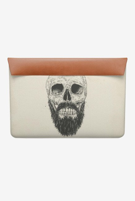 DailyObjects Beard Not Dead MacBook 12 Envelope Sleeve