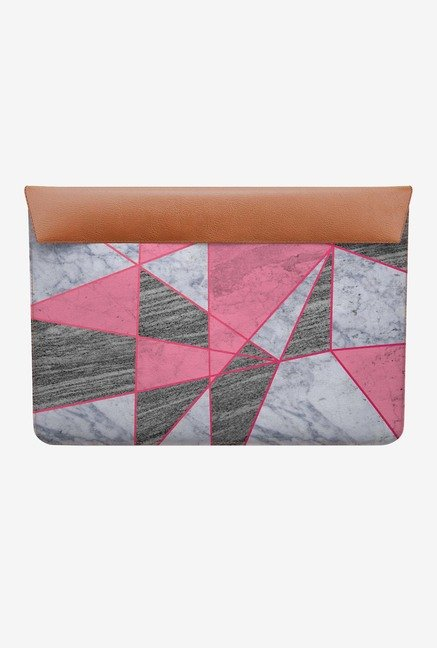 DailyObjects Marble Line Pink MacBook Air 13 Envelope Sleeve