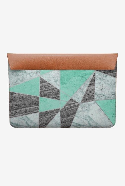 DailyObjects Marble Lines MacBook 12 Envelope Sleeve