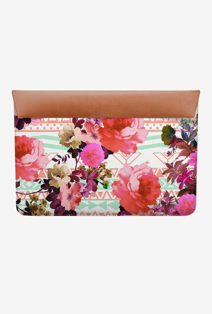 DailyObjects Flower Tribe MacBook 12 Envelope Sleeve