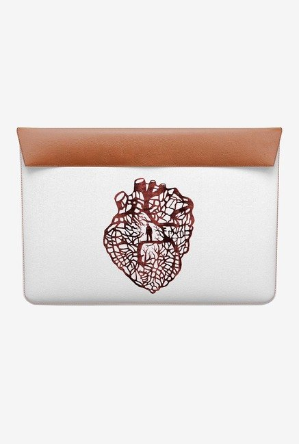 DailyObjects Maze Heart MacBook Air 11 Envelope Sleeve
