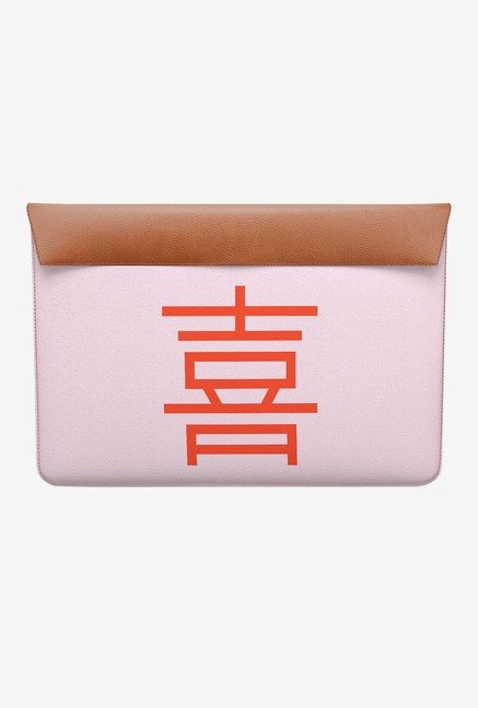 DailyObjects Love Chinese MacBook 12 Envelope Sleeve