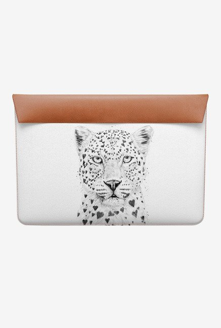 DailyObjects Lovely Leopard MacBook Air 11 Envelope Sleeve