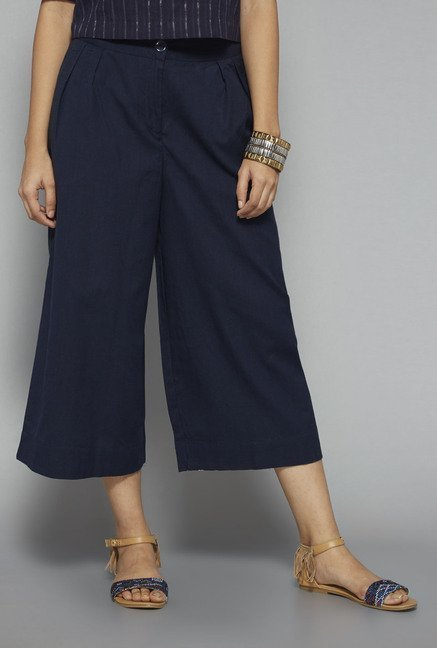 Bombay Paisley by Westside Navy Culottes