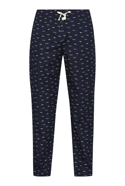 Bodybasics by Westside Navy Printed Pyjama