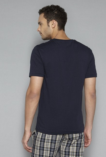 Bodybasics by Westside Navy Graphic Print T Shirt