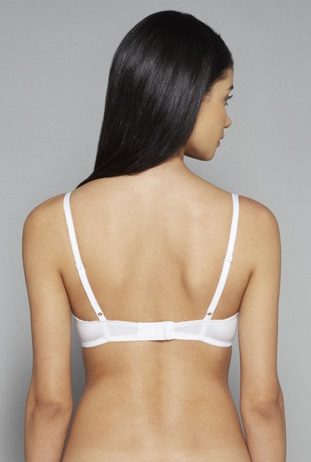 Wunderlove by Westside White Seamless Bra