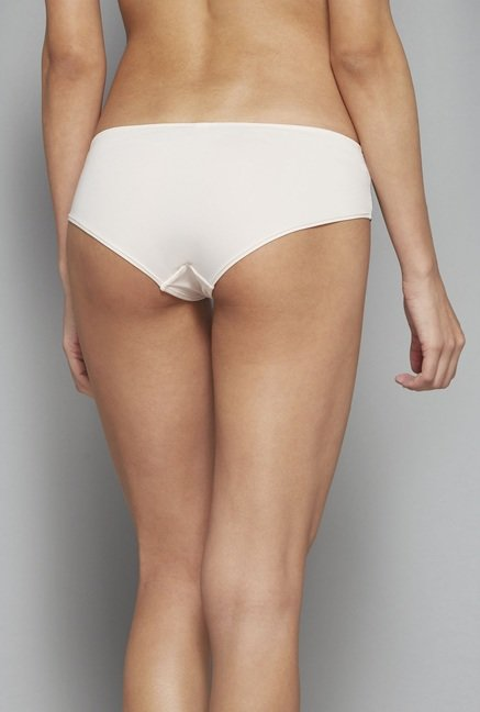 Wunderlove by Westside White Lace Tina Briefs