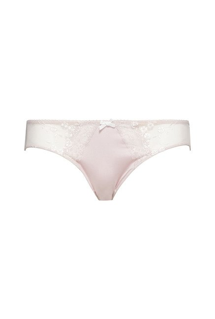 Wunderlove by Westside Light Pink Lace Lydia Briefs