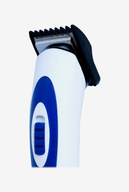 Brite BHT-580/00 2 in 1 Trimmer for Men (Blue/White)