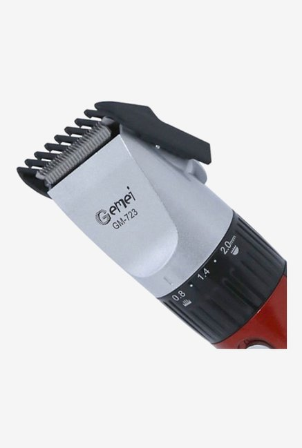 Gemei TRI-723-CS Trimmer for Men (Multi)