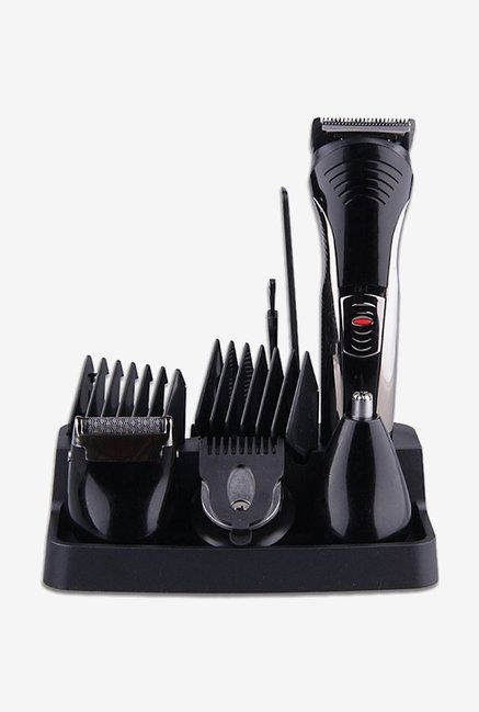 Kemei KM-590 Grooming kit for Men (Black)