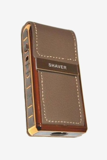 Kemei Professional 5500 Shaver for Unisex (Gold)