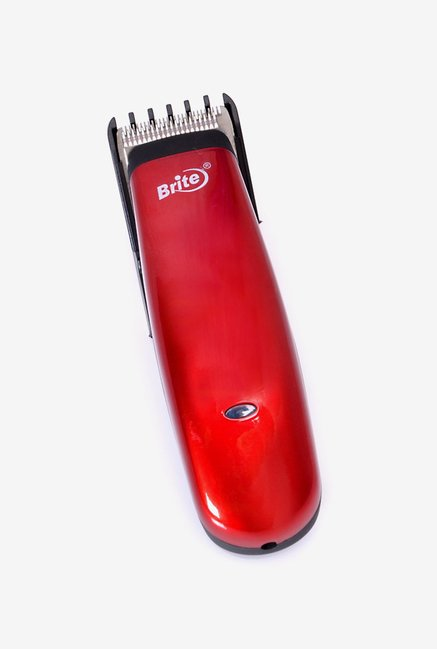 Brite BHT-1300 Trimmer for Men (Red)