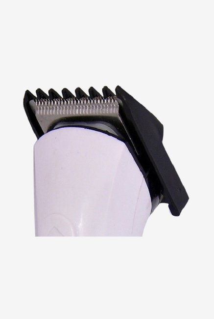 Kemei KM-028 Trimmer for Men (Silver)