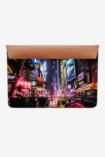 DailyObjects New York Night MacBook Pro 15 Envelope Sleeve