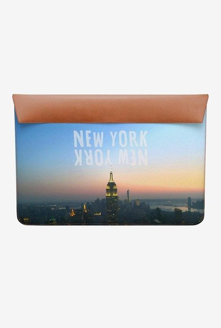 DailyObjects NewYork, NewYork MacBook Air 11 Envelope Sleeve