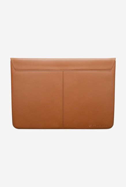 DailyObjects Orange Wheels MacBook 12 Envelope Sleeve