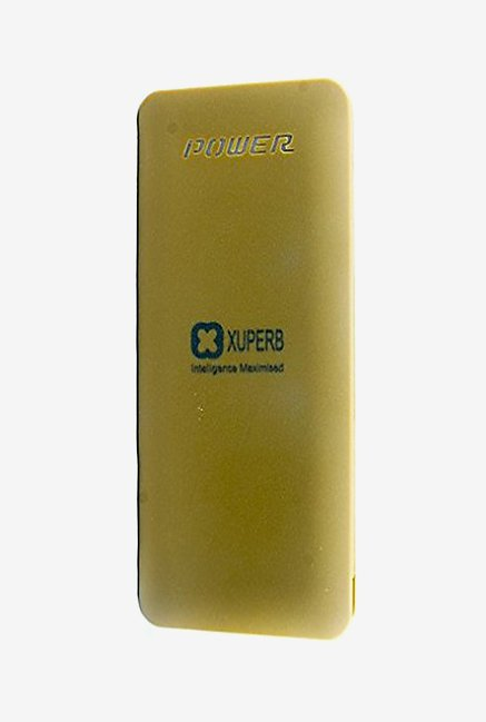 Xuperb XU-Poly-Axis-100 10000 mAh Power Bank (Yellow)