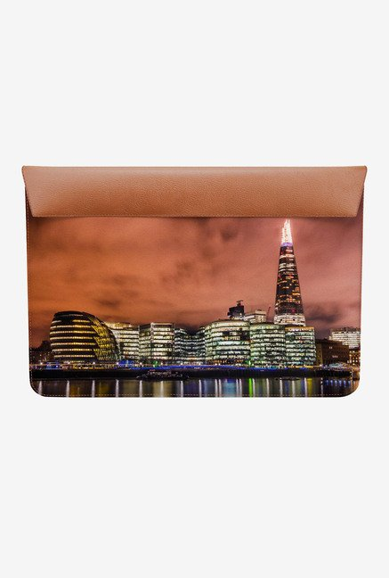 DailyObjects Night Skyline MacBook 12 Envelope Sleeve