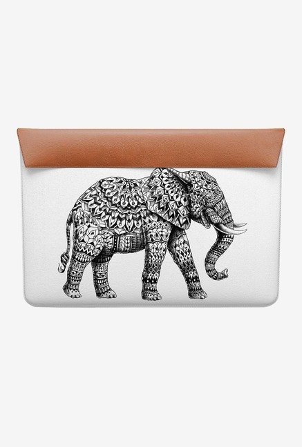 DailyObjects Ornate Elephant MacBook Air 13 Envelope Sleeve