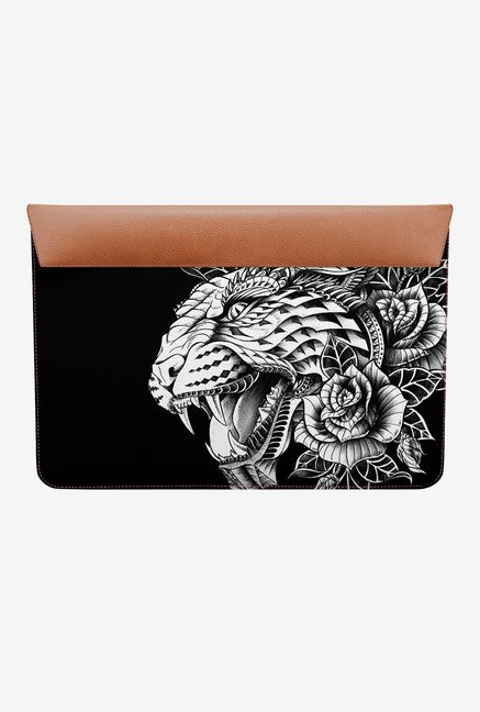 DailyObjects Ornate Leopard MacBook 12 Envelope Sleeve