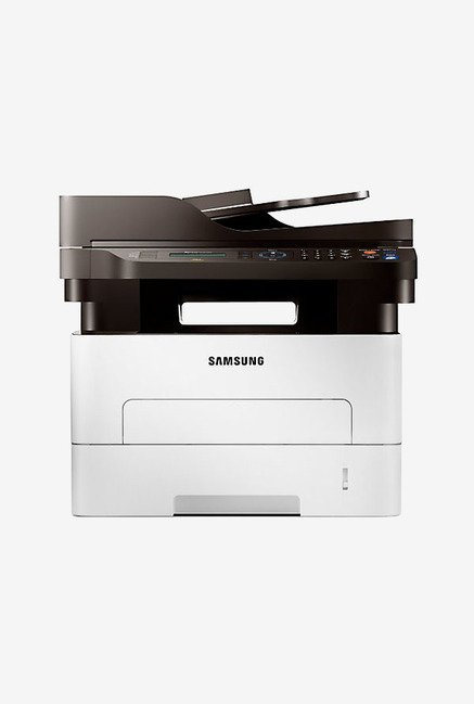 Samsung SL-M2876ND Multifunction Laser White Printer