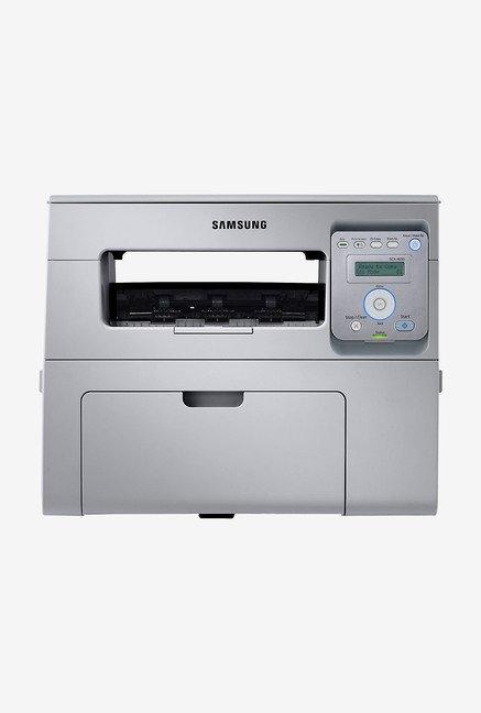Samsung SCX-4021S Monochrome Laser Printer (Grey)