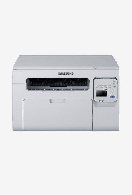 Samsung SCX-3401 Monochrome Laser Printer (Grey)