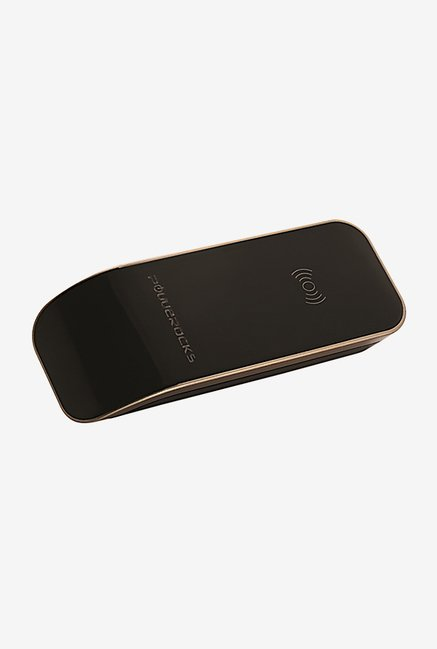 Powerocks Style 52 5200mAh Power Bank (Black & Gold)