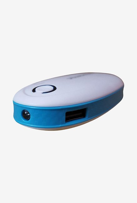 Powerocks Mach 52 5200mAh Power Bank (White & Blue)