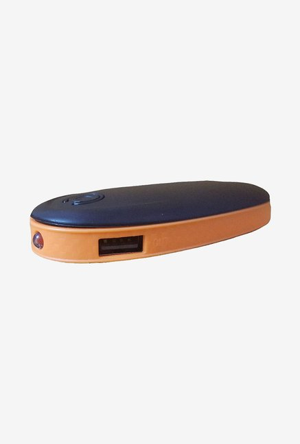 Powerocks Mach 52 5200mAh Power Bank (Black & Orange)