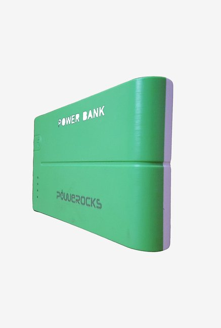 Powerocks Axis 150 15000 mAh Power Bank (Green & White)