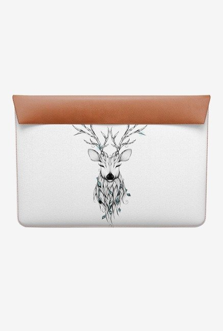 DailyObjects Poetic Deer MacBook 12 Envelope Sleeve