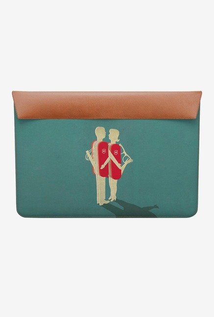 DailyObjects Relationship MacBook Pro 15 Envelope Sleeve