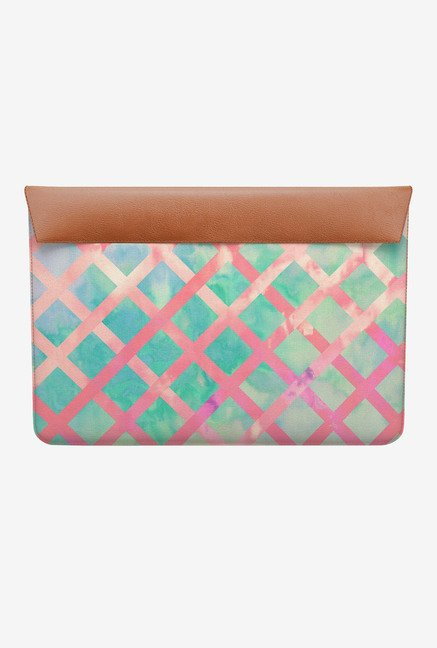 DailyObjects Retro Lattice MacBook Pro 13 Envelope Sleeve