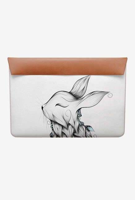 DailyObjects Poetic Rabbit MacBook 12 Envelope Sleeve