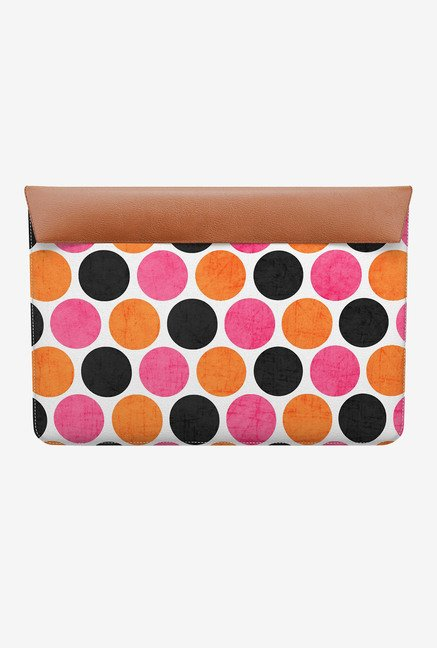 DailyObjects Polka Dots MacBook 12 Envelope Sleeve