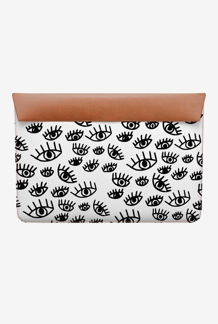 DailyObjects Protective Eyes MacBook Air 11 Envelope Sleeve