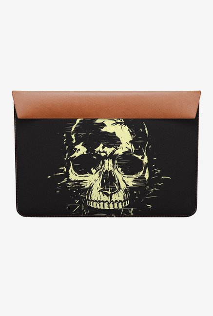DailyObjects scream golden MacBook 12 Envelope Sleeve