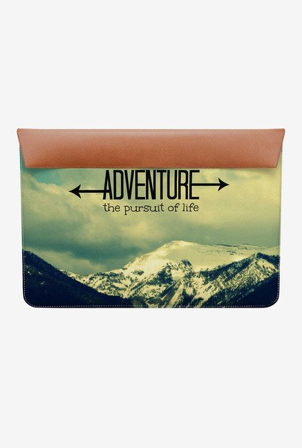 DailyObjects Pursuit of Life MacBook Air 13 Envelope Sleeve
