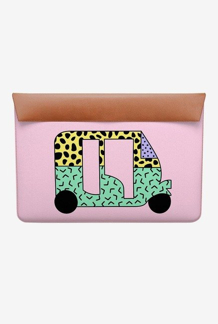 DailyObjects Pastel Rickshaw MacBook Air 11 Envelope Sleeve